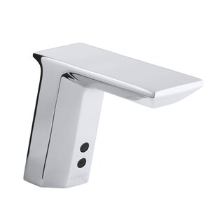 Kohler Geometric Single-Hole Touchless Ac..