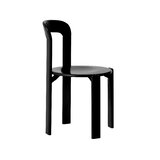 Stacking Side Chair in Black by Dietiker USA