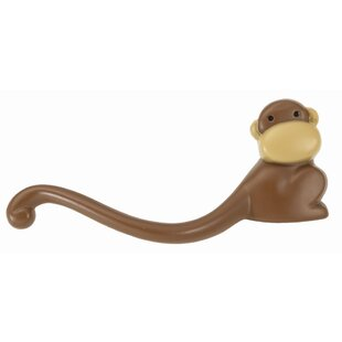 Safari Monkey Novelty Knob