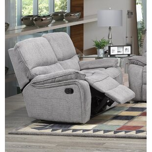 Tober Reclining Loveseat Red Barrel Studio