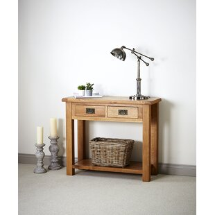 Cardalea Console Table By Union Rustic