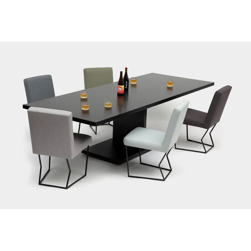 Artless 20 20 Solid Wood Dining Table Perigold