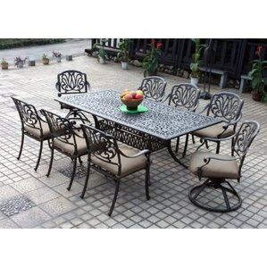 Eight Person Patio Dining Sets You Ll Love Wayfair