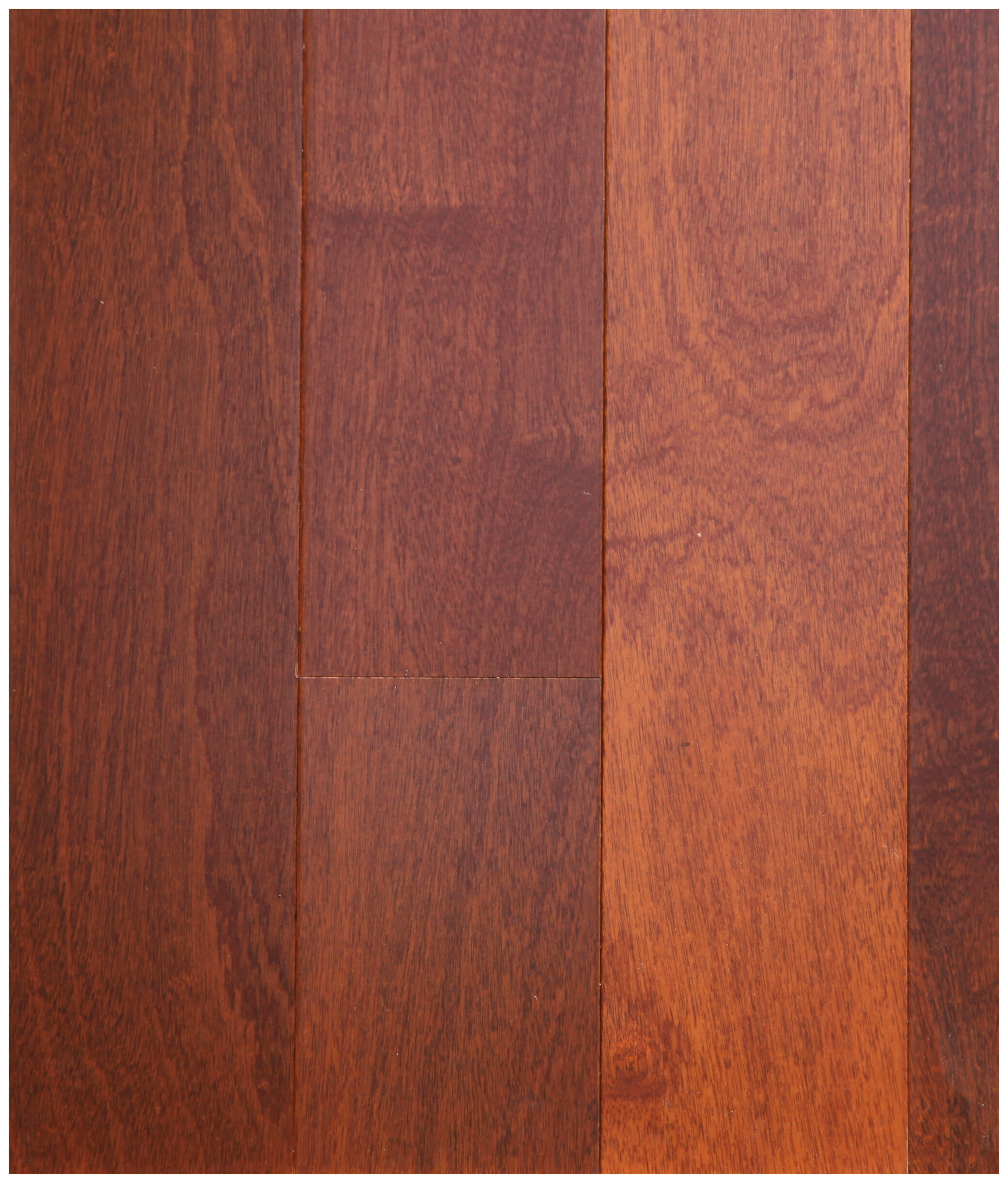 Easoon USA 5 Engineered African Mahogany Hardwood Flooring In Natural