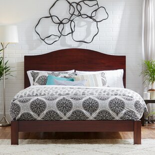 Rune Camelback Panel Headboard by Mistana