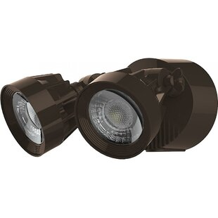 24-Watt Outdoor Security Flood Light