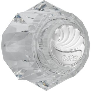 Delta Single Clear Knob Ha..
