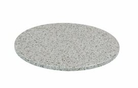 Beau Round Granite Stone Table Top