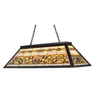 Stained Glass Pool Table Light Wayfair