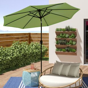 Bradford Patio 9' Market Umbrella by Turn on the Brights