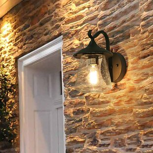 Kip Outdoor Wall Sconces by Andover Mills