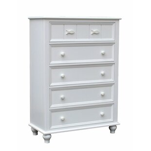 Eli 5 Drawer Chest