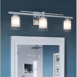 Orren Ellis Cillian 3-Light Vanity Light