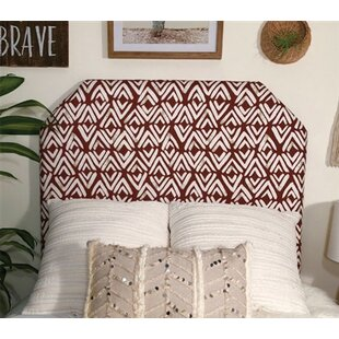 Hough Beveled Twin/Twin XL Upholstered Panel Headboard
