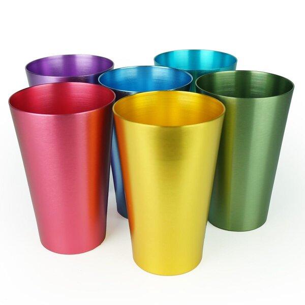Aluminum Glassware Wayfair