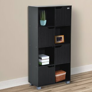 Ebern Designs Mcauley 8 Storage Shelf Organizer Cube Unit Bookcase