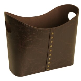 Best Reviews Luxurious Faux Leather Cube By WaldImports