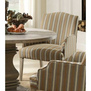 Scot Upholstered Dining Chair (Set of 2) Canora Grey