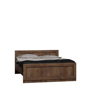 Andrews Bed Frame By Alpen Home