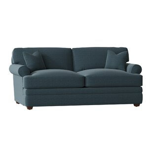 Surprising Living Your Way Rolled Arm Apartment Sofa Pabps2019 Chair Design Images Pabps2019Com