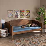 Alya Twin Daybed by Baxton