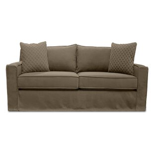 William Slipcover Loveseat by South Cone ..