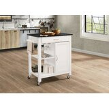 Farrell Kitchen Cart by Charlton Home®