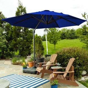 Budge Industries Sunblock 10' Cantilever Umbrella