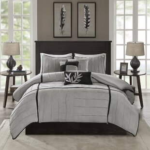 Dunnell 6 Piece Duvet Cover Set by Red Barrel Studio Wonderful