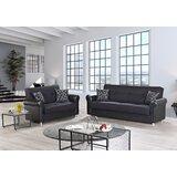 Aulani 2 Piece Sleeper Living Room Set by Latitude Run®