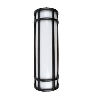Ebern Designs Fay Led Outdoor Bulkhead Light Wayfair