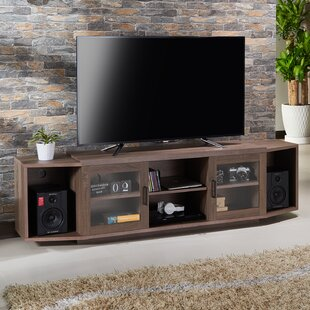 Croom Solid Wood TV Stand For TVs Up To 78