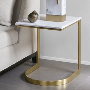 Ariana Marble End Table
