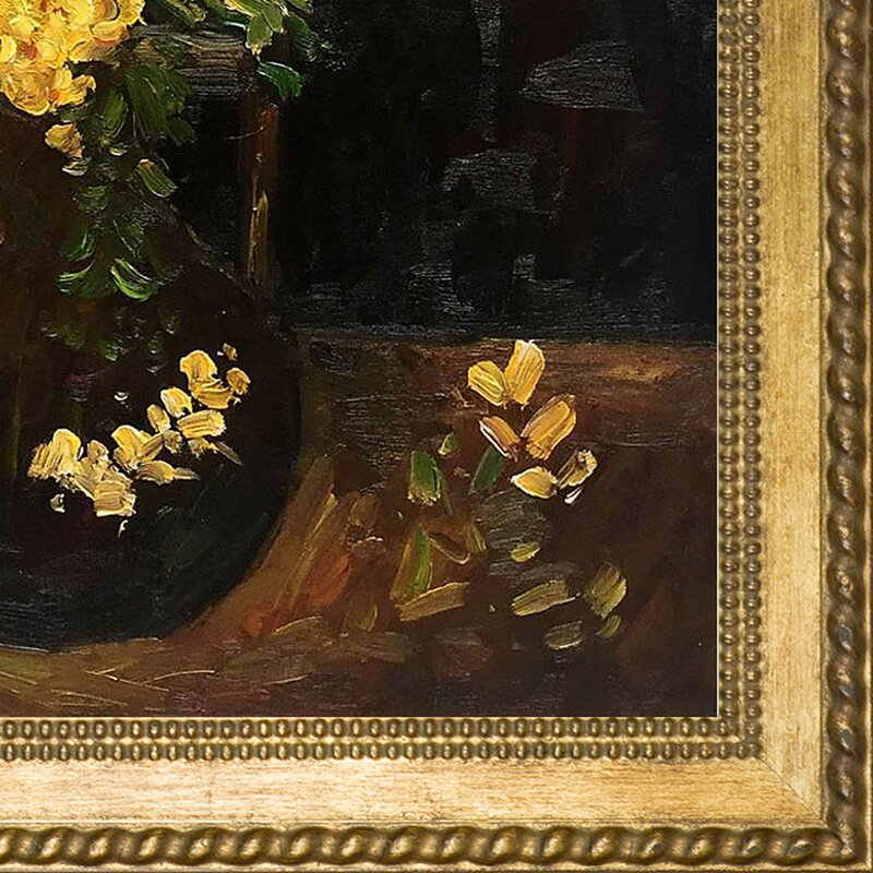 Tori home vase with viscaria poppy flowers by vincent van gogh vase with viscaria poppy flowers by vincent van gogh framed painting print mightylinksfo