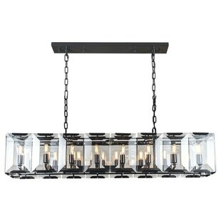 Brayden Studio Schaeffer 12-Light Kitchen Island Pendant