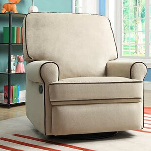 2017 Coupon Birch Hill Swivel Motion Glider Meridian