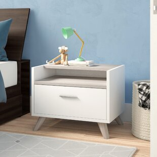 Cosby 1 Drawer Nightstand by Mack amp Milo