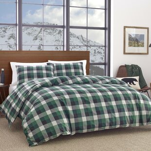 Birch Cove Plaid Set
