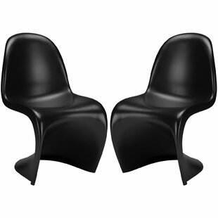 Reza Dining Chair (Set of 2) Orren Ellis