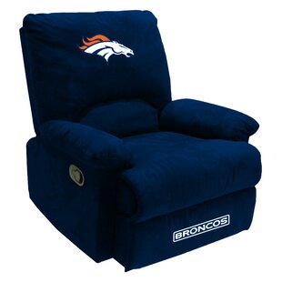 NFL Manual Recliner by Imperial International Read Reviews