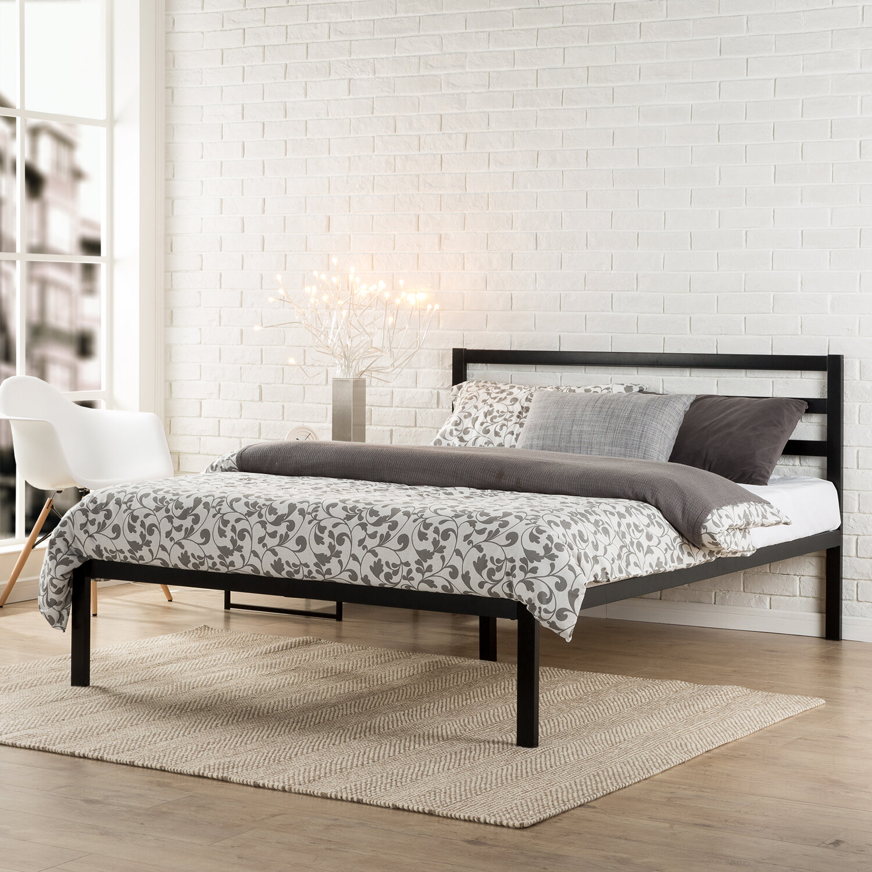 Mercury Row Hamby Bed Frame & Reviews