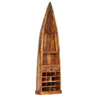 Kettlerman 16 Bottle Wine Rack By Bloomsbury Market