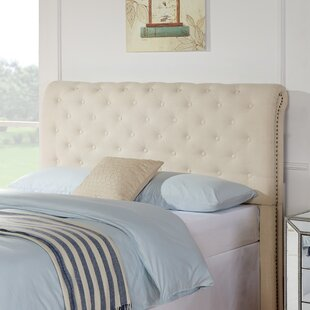 Trafton Upholstered Panel Headboard
