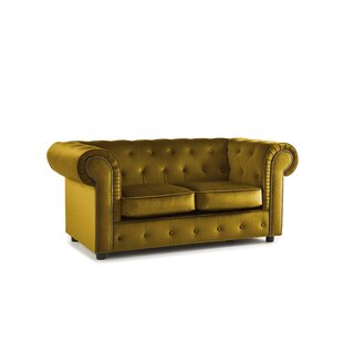 Jeffersonville 2 Seater Chesterfield Sofa By ClassicLiving