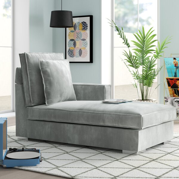 Small Bedroom Chaise | Wayfair