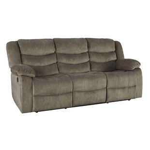Top Eila Reclining Sofa by Red Barrel Studio Reviews (2019) & Buyer's Guide