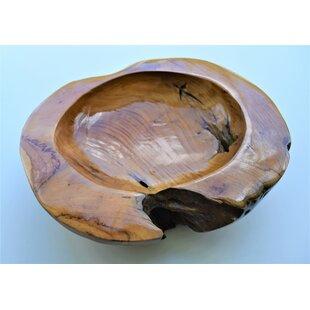 Teak Decorative Bowl Wayfair