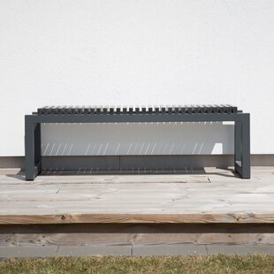 Lydon Aluminium Bench By Sol 72 Outdoor