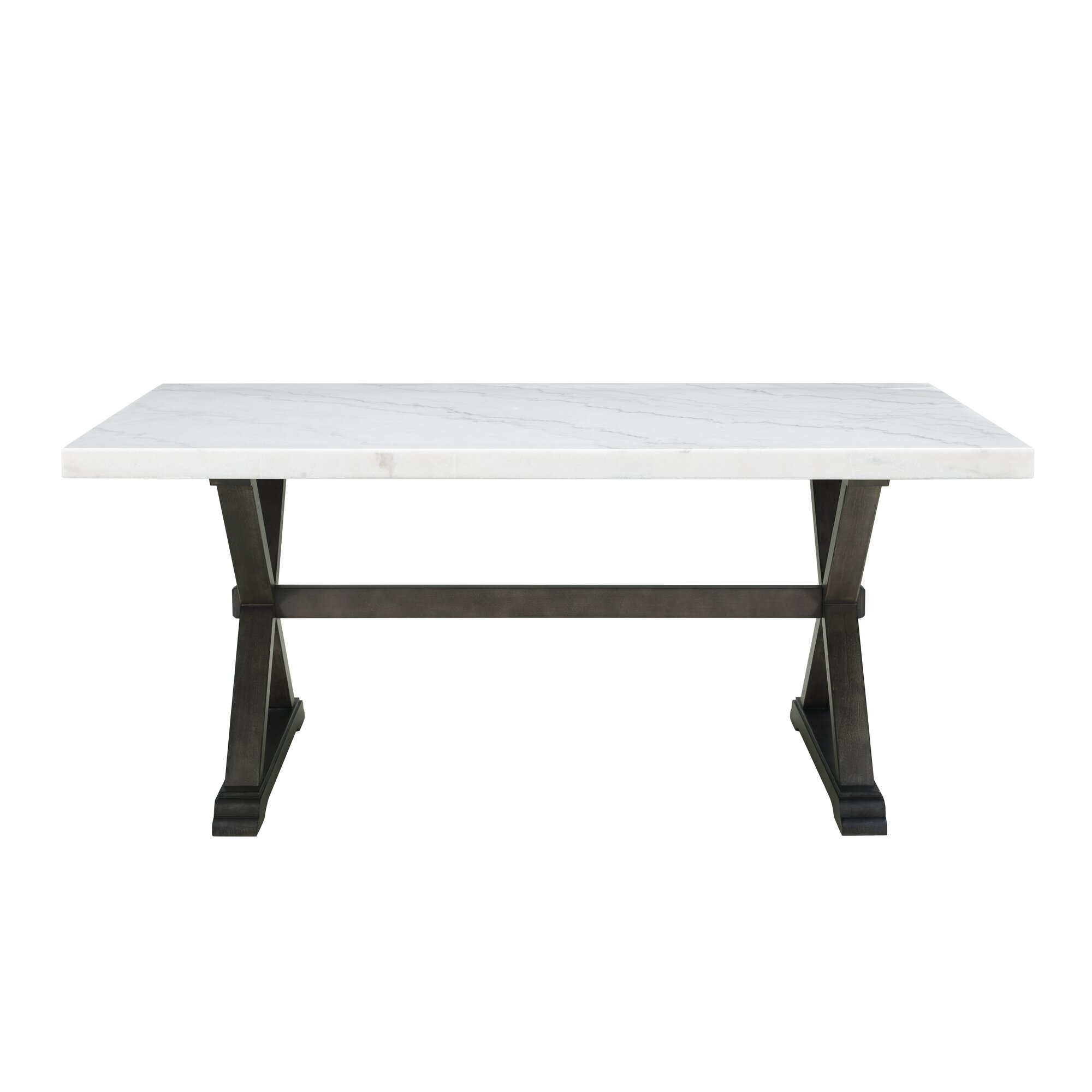 Marble Wood Kitchen Dining Tables You Ll Love In 2021 Wayfair