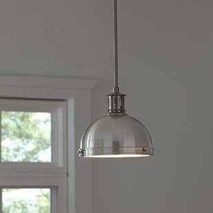 Amara 2-Light Dome Pendant by Williston Forge